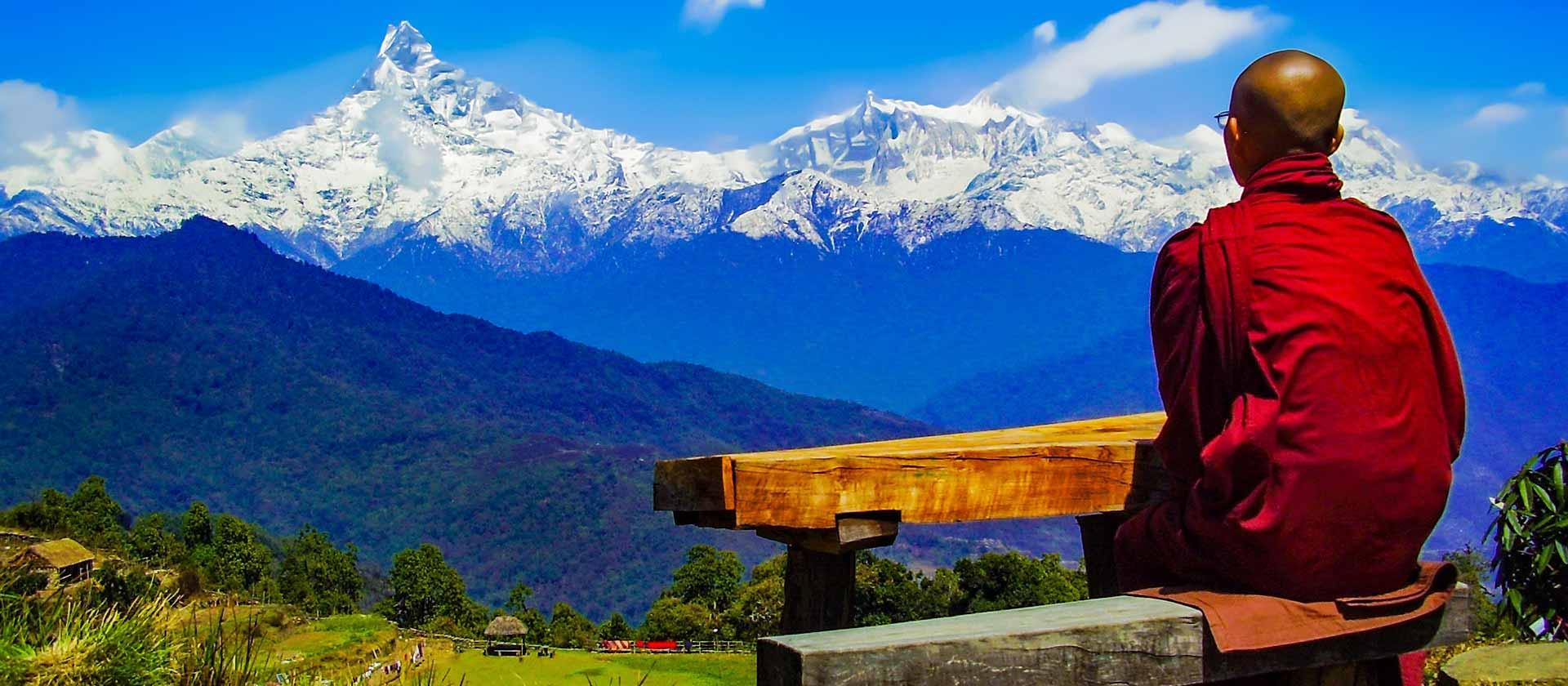 Conheça o Trekking no Annapurna