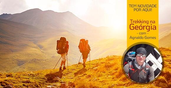 Promoção Trekking na Geórgia