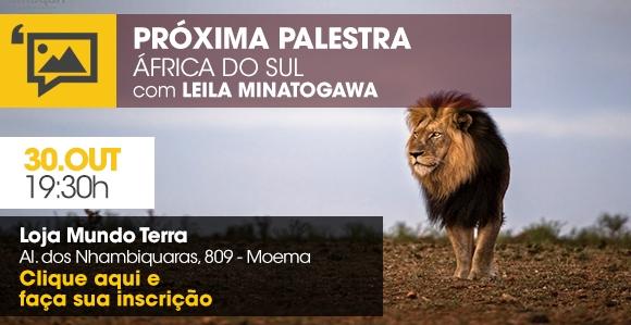palestra africa do sul