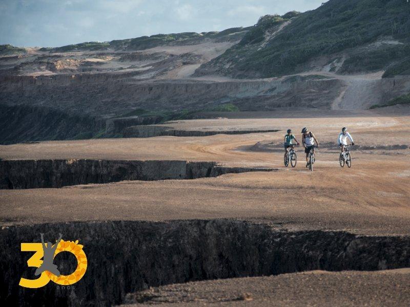 Bike no Chapadão - Foto Carola Etche