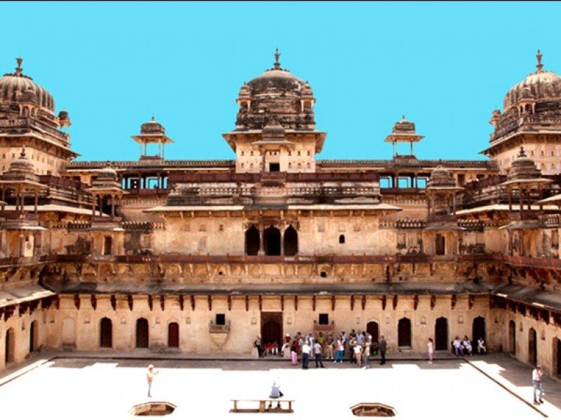 Jahangir Mahal - Orccha