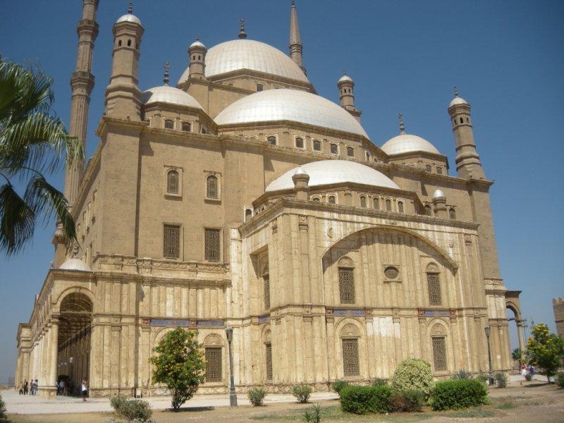 Mesquita no Cairo