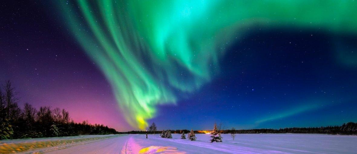 viagem para ver aurora boreal pacotes na islândia canadá e