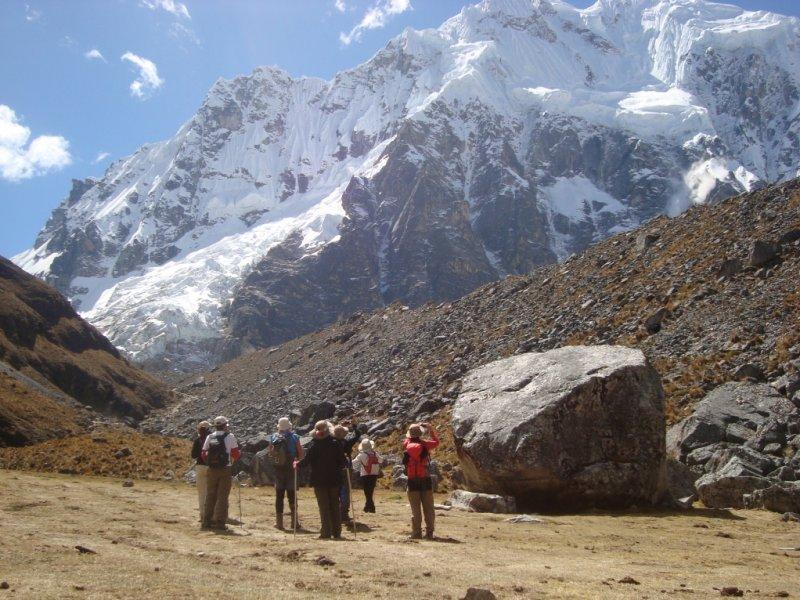 Trilha Inca Salcantay