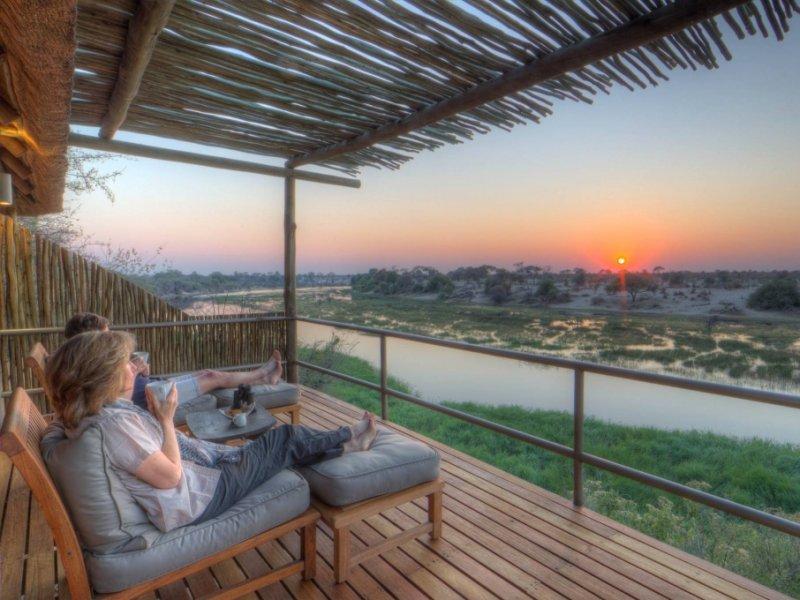Delta do Okavango