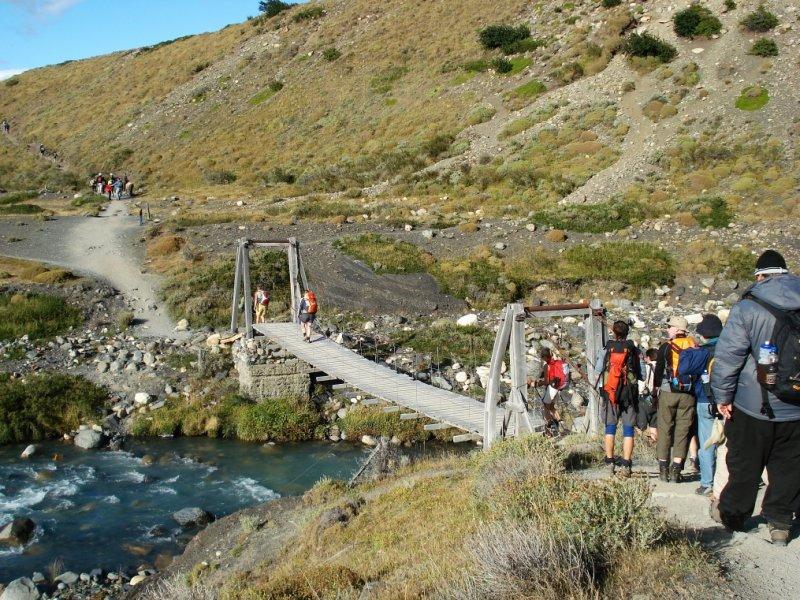 Trekking Base das Torres