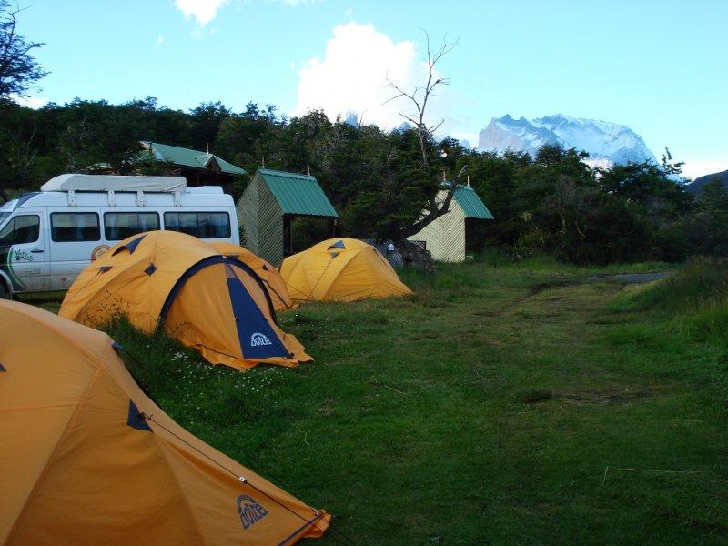 Acampamento Full