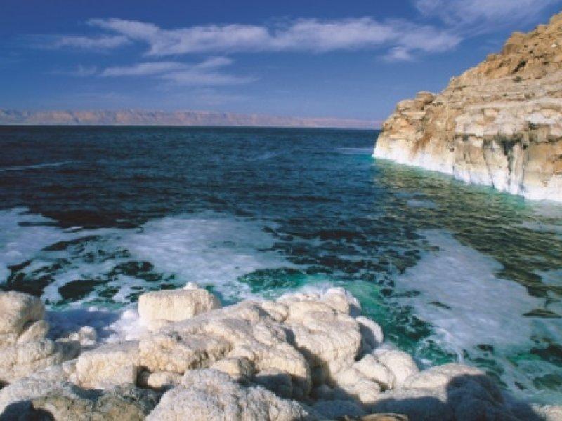 Mar Morto - crédito: Visit Jordan