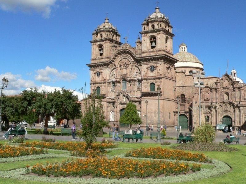 Praça de Armas em Cuzco
