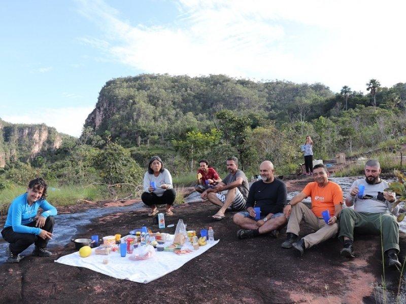 Lanche de Trilha - Travessia da Serra do Roncador