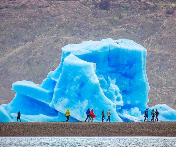 Lago Grey - Torres del Paine