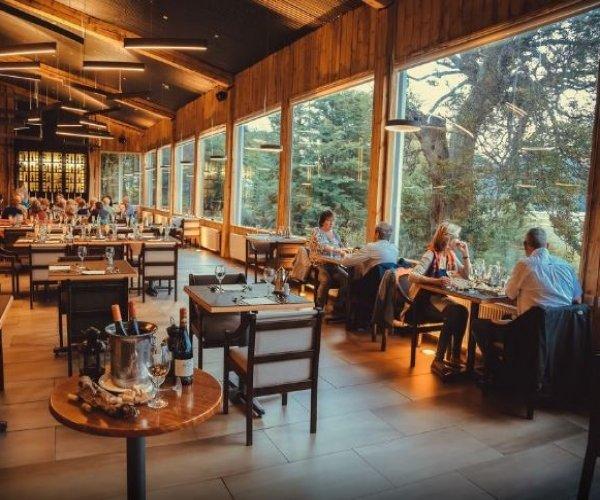 Hotel Lago Grey - Torres del Paine - Restaurante