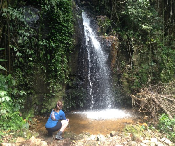 Cachoeira do Sábia