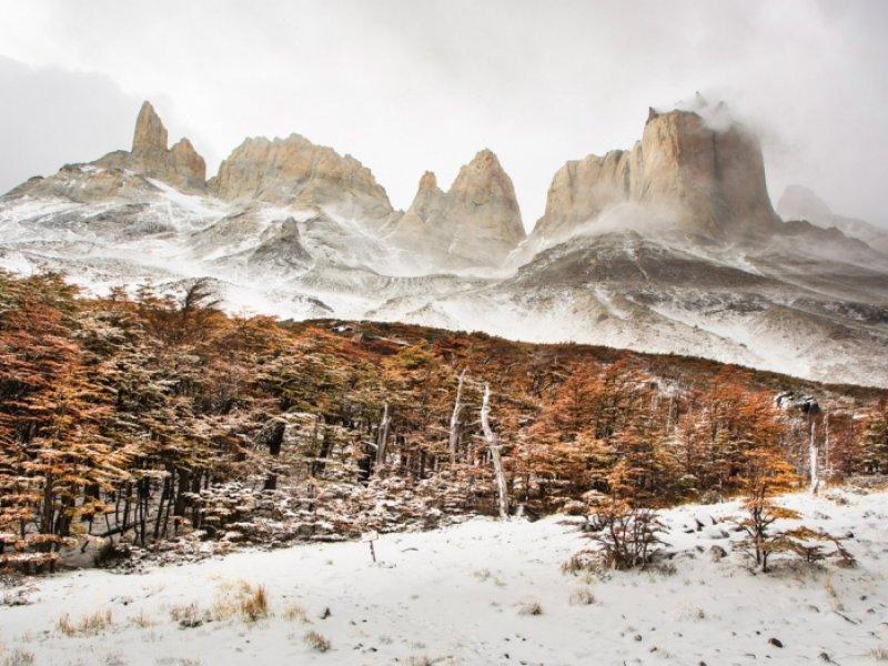 Cuernos del Paine - Parque Torres del Paine - Patagonia Chilena