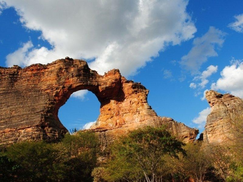 Pedra Furada - Serra da Capivara