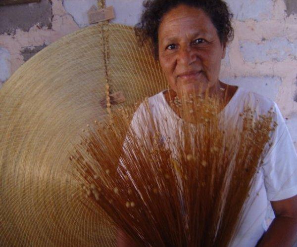Artesanato de Capim Dourado - Mumbuca