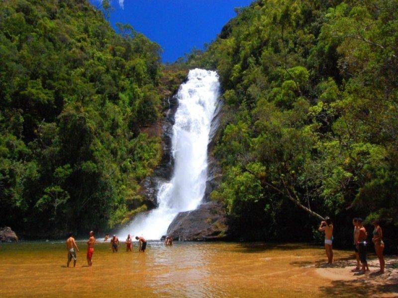 Cachoeira de Santo Izidro