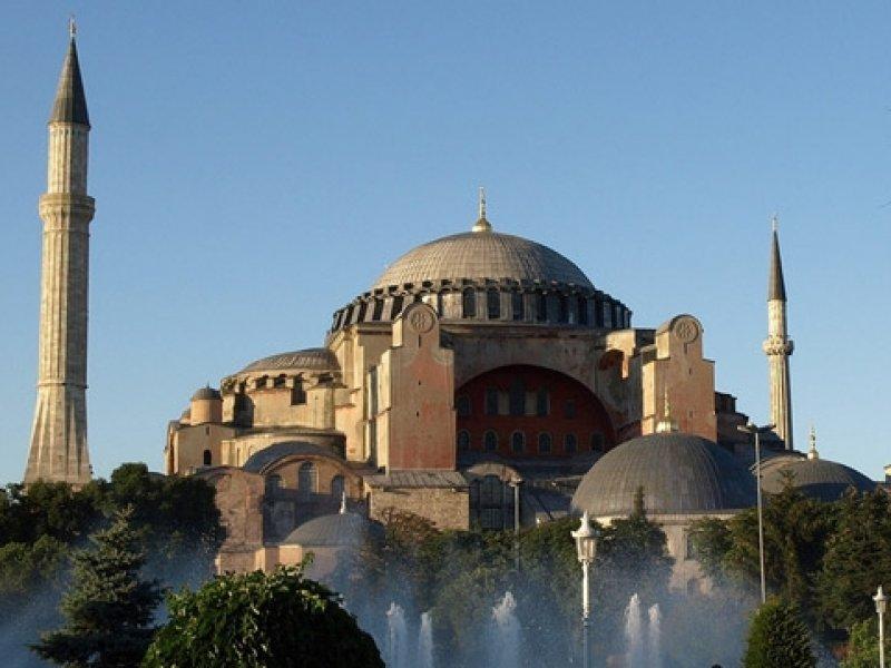 Santa Sofia - crédito: Go Turkey