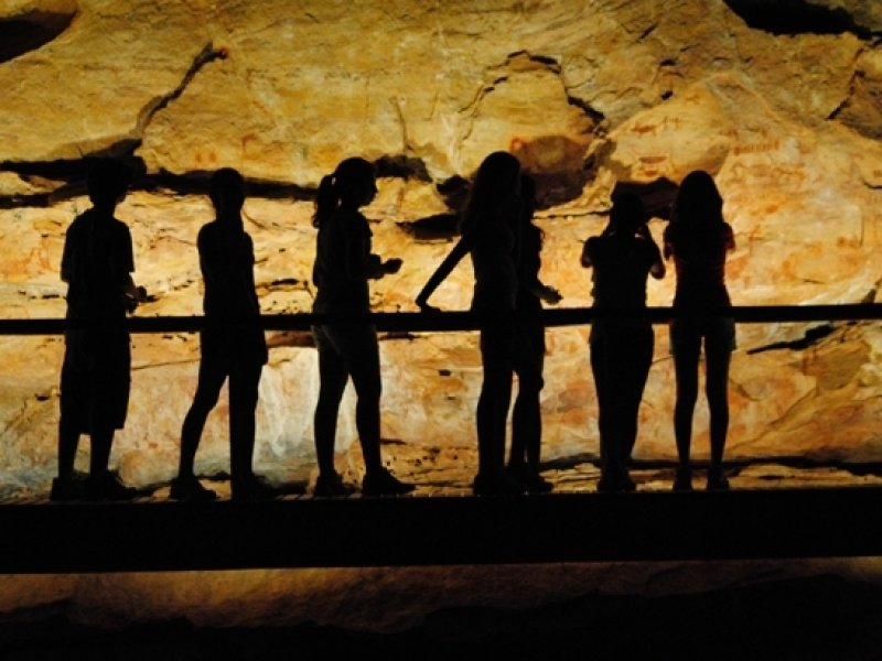 Visitação Sítios Arqueológicos