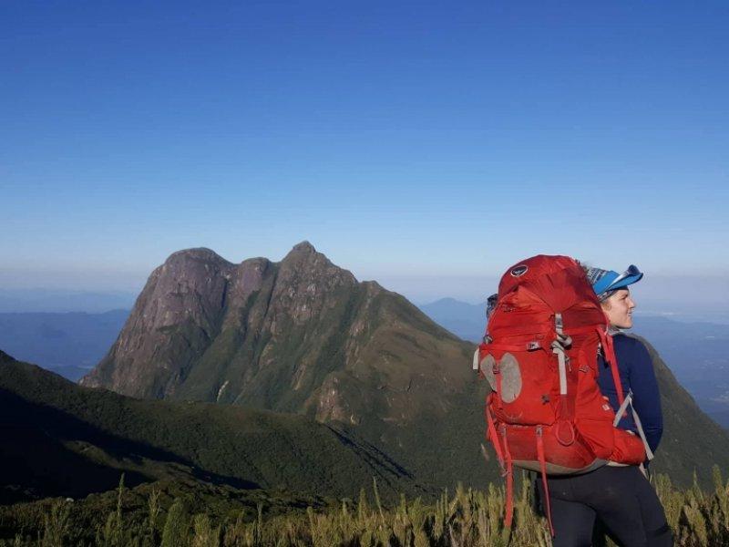 Visual do Pico Paraná
