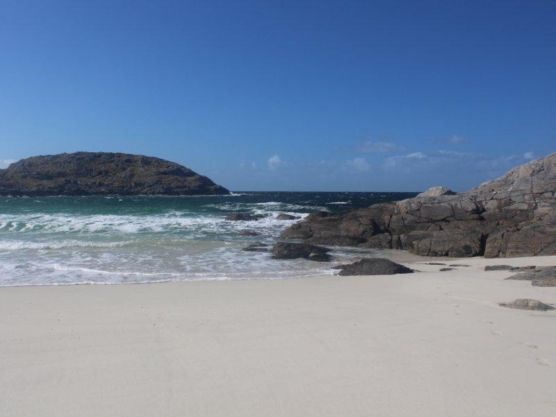 Praias selvagens da Escócia - crédito: Patrícia Dozzi