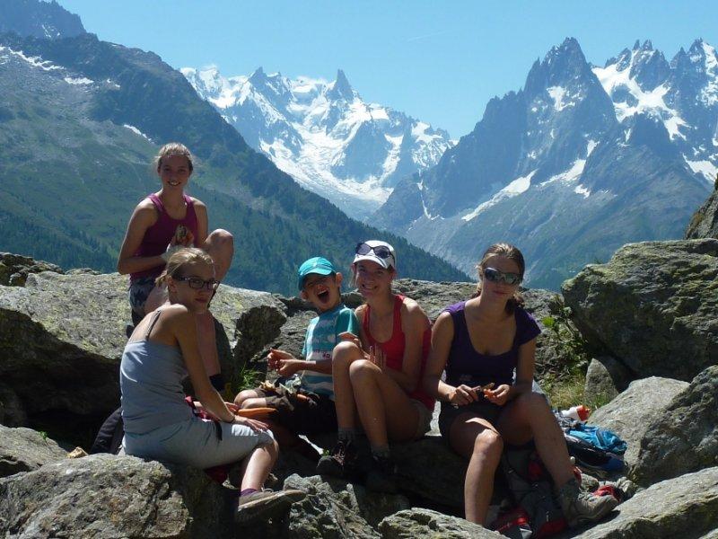 Chamonix e o Tour du Mont Blanc - O trekking mais famoso da Europa - Campinas