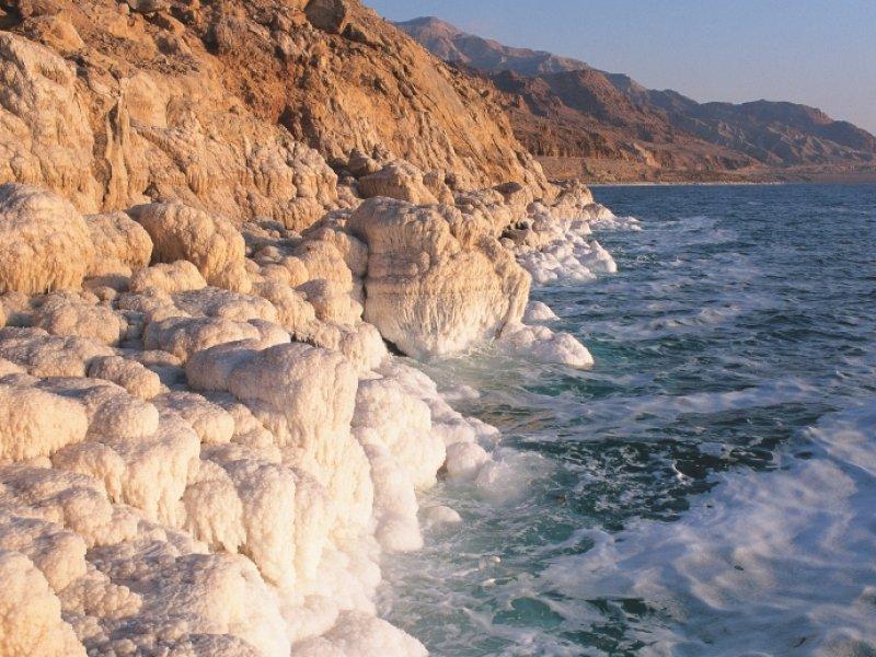 Mar Morto - crédito: Patrícia Dozzi