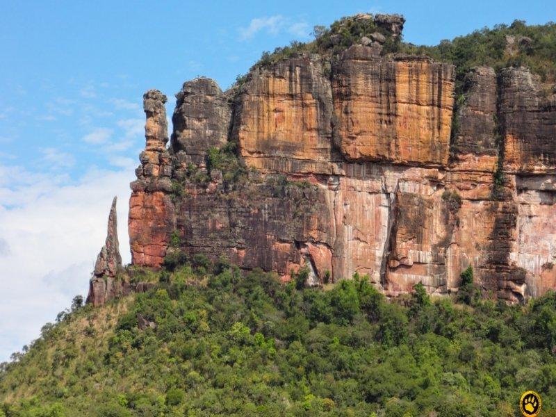 Tour na Serra do Roncador