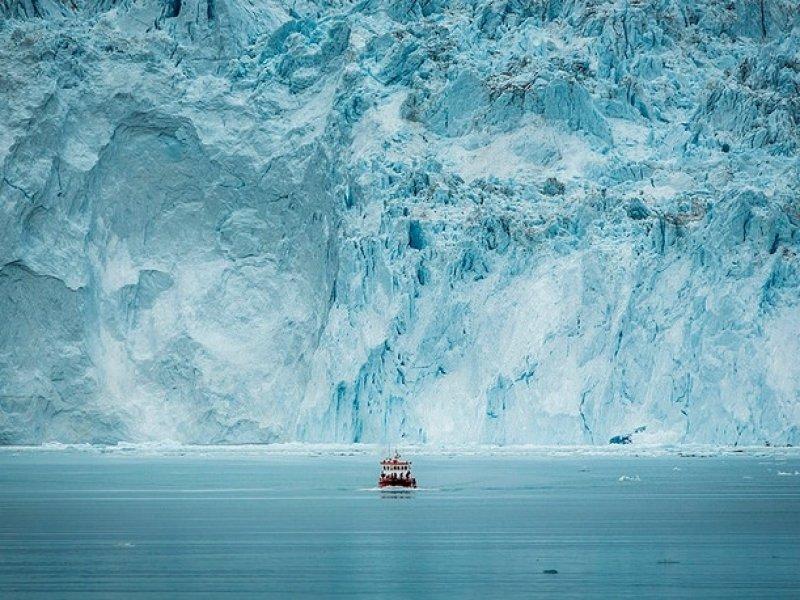 Ilulissat - Groenlândia - crédito: Greenland_com