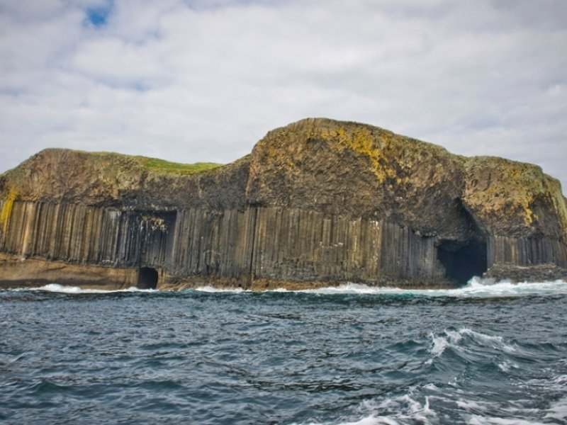 Fingal´s Cave - Staffa - Crédito: Visit Scotland (Kenny Lam)