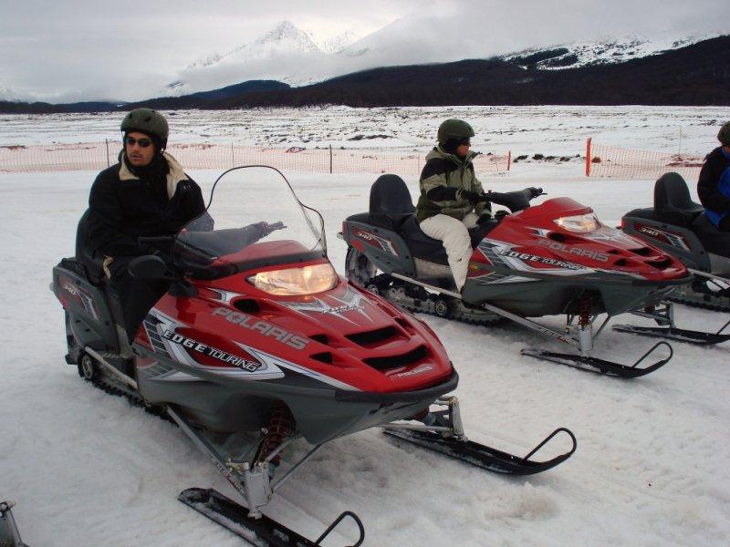 Motos Neve