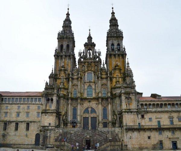Catedral de Santiago Maior.
