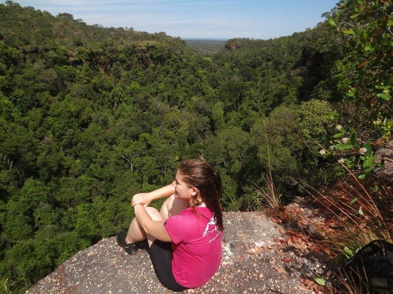 Cerrado preservado - Serra do Roncador