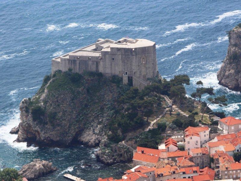 Dubrovnik - Croácia - crédito: Patricia Dozzi