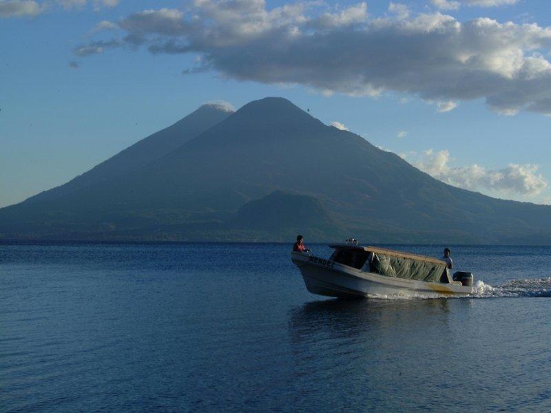 Lago Atitlán - crédito: Visit Guatemala