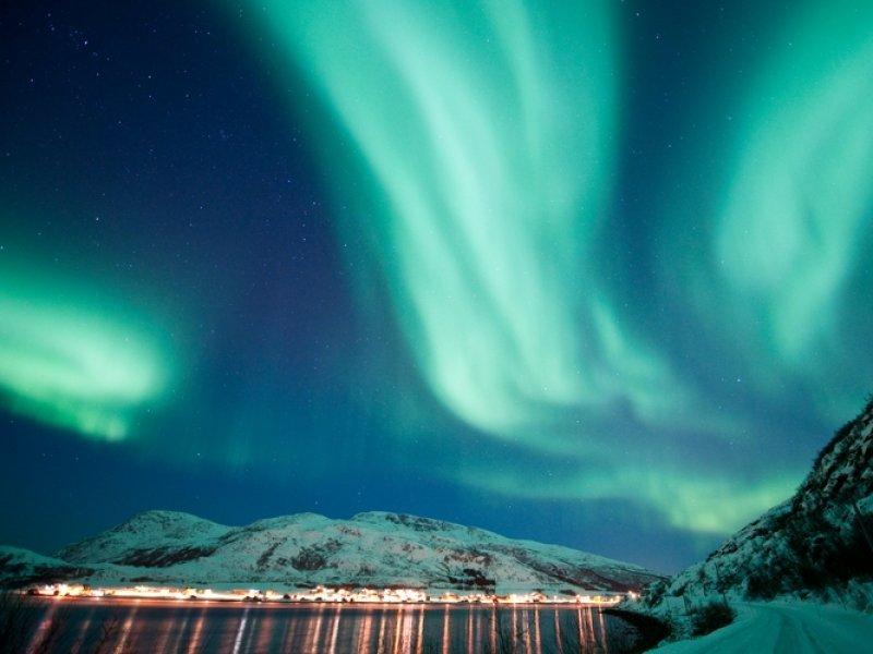 Aurora Boreal TROMSØ