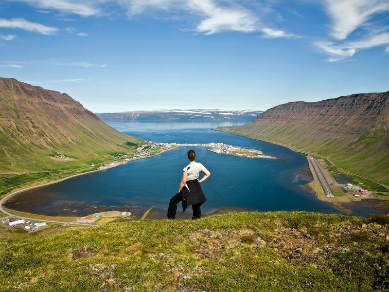 Isafjordur - Islândia