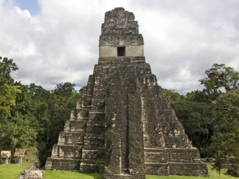 Tikal - Guatemala - crédito: Visit Guatemala