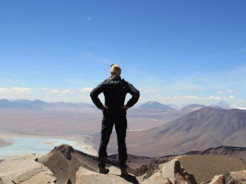 Atacama - Sarecabur 6.040m