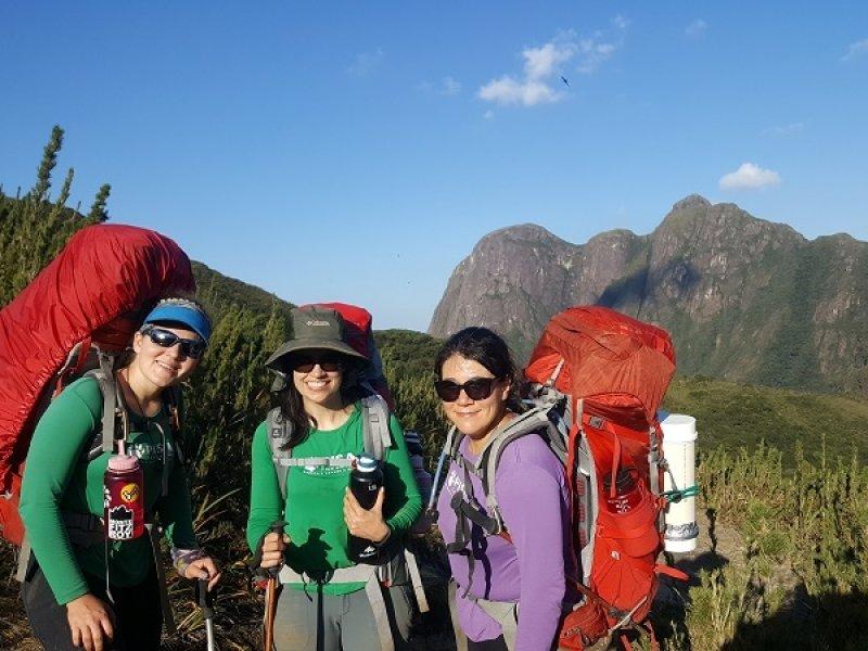 Trilha do Pico Paraná