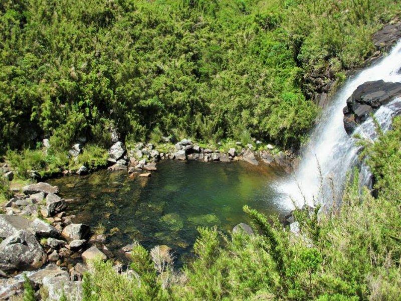 Cachoeira Aiuruoca