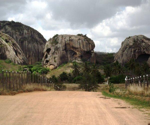 Pedra da Caveira