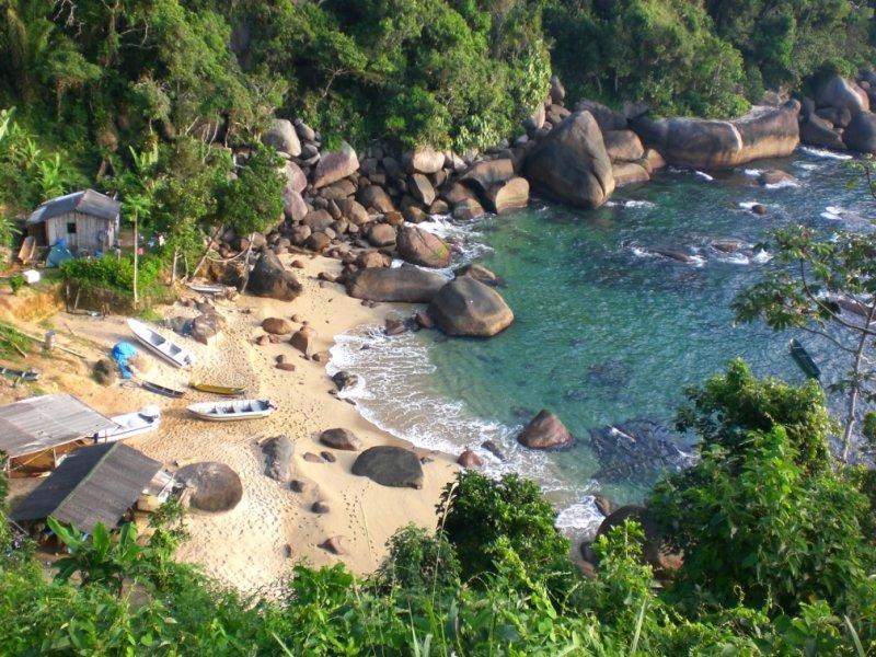 Praia de Cairuçu