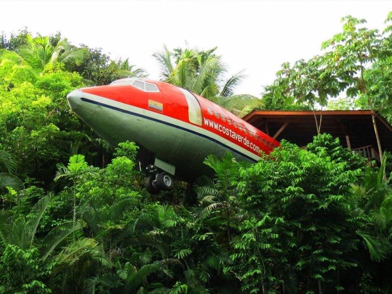 Hotel Costa Verde - Hospedagem Boeing 727