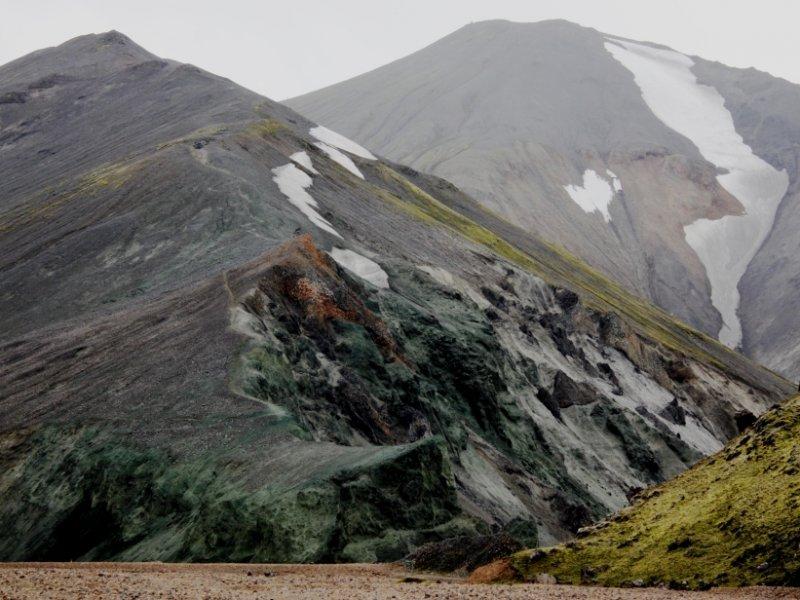 Trekking Landmannalaugar - crédito: Hrund Þórisdóttir