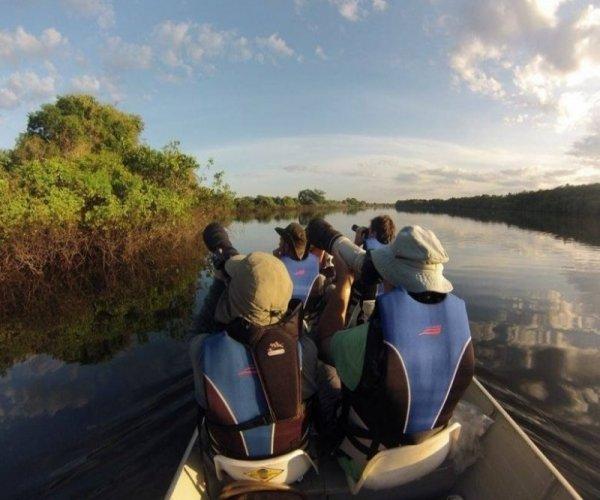 Passeio de Barco - Ilha do Bananal