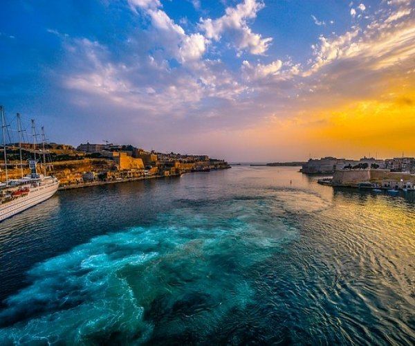 Janela Azul - Gozo - Malta