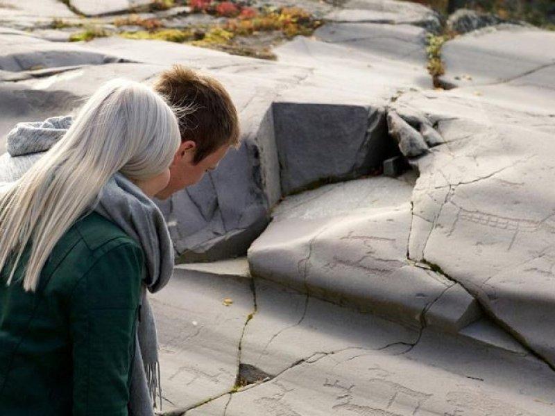 Finlandia e Noruega - Museu Alta