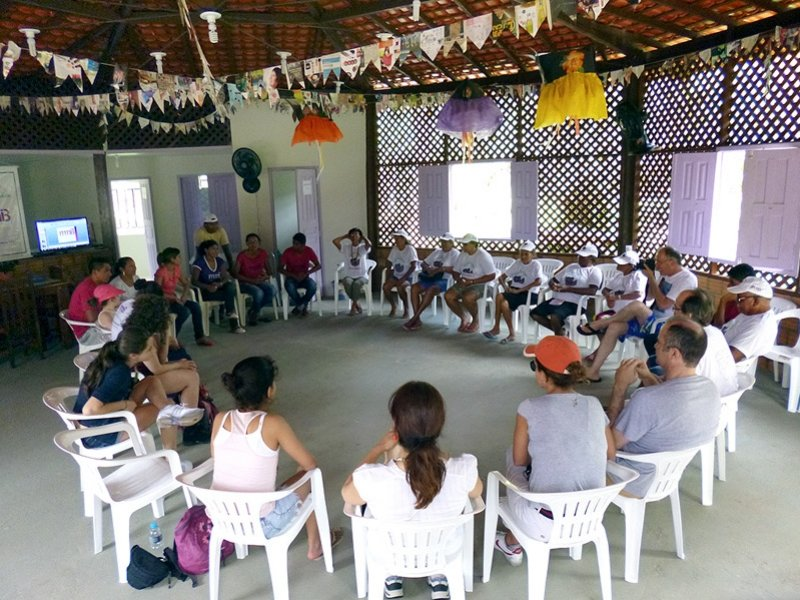 Interação com a Comunidade Local