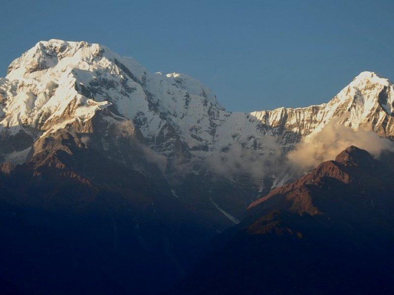 Annapurna - Nascer do Sol